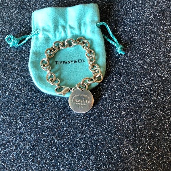 Tiffany & Co. Jewelry - Return to Tiffany charm bracelet